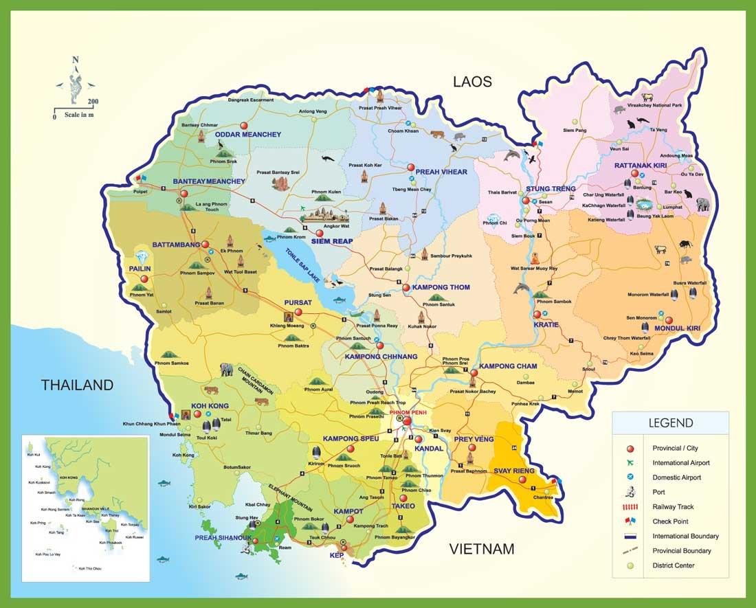 cambodia-tourist-map